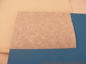 papier półpergamin - pakiet 5 arkuszy